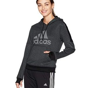 Adidas multicolored sweatshirt